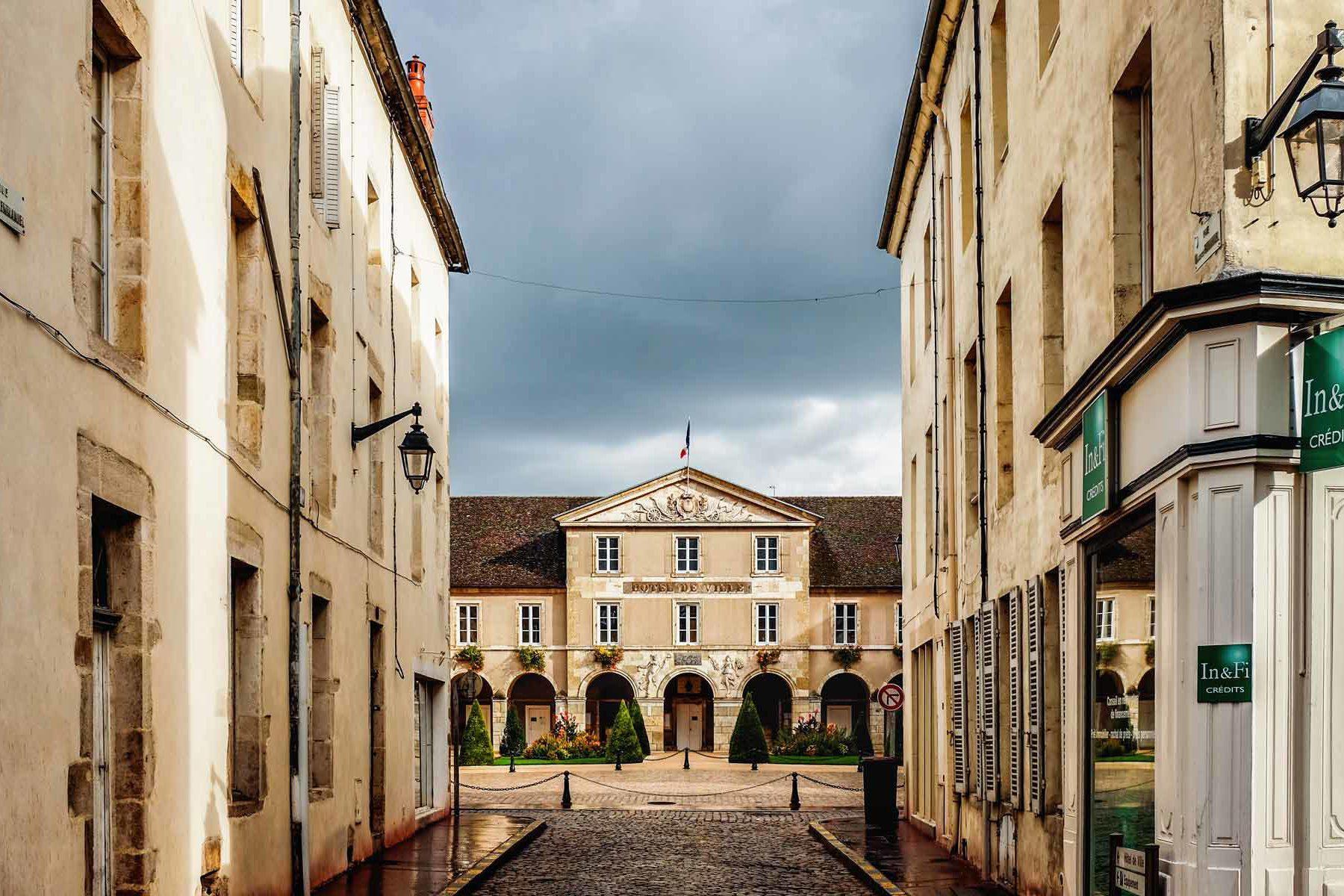 Hotel de Ville Beaune France